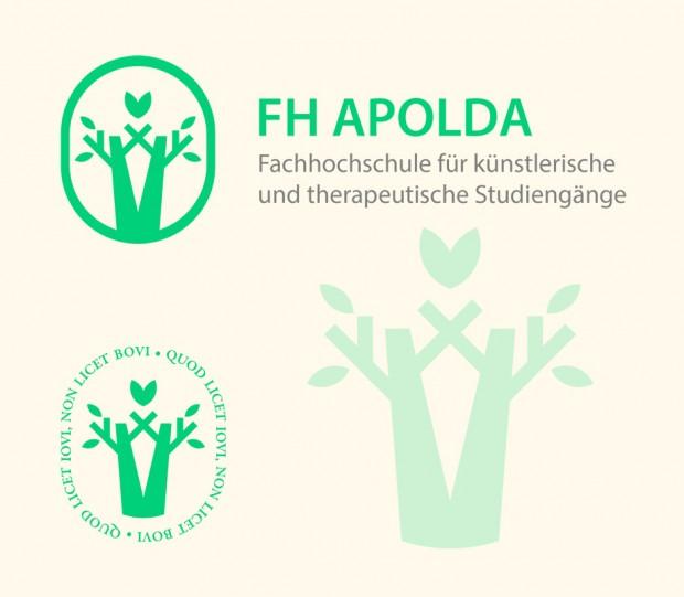 Logo FH Apolda