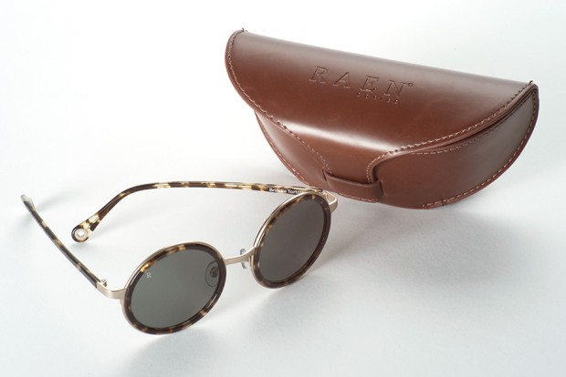 Produktfotografie Sonnenbrille von Raen