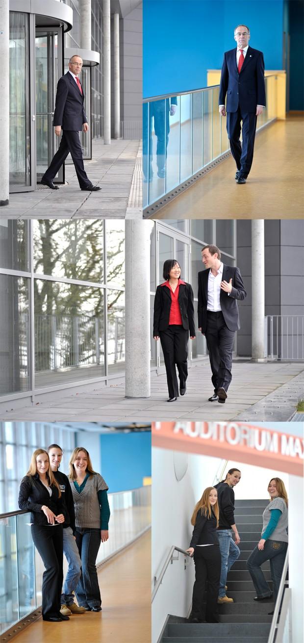 PR- und Portraitfotografie für die Universität zu Lübeck