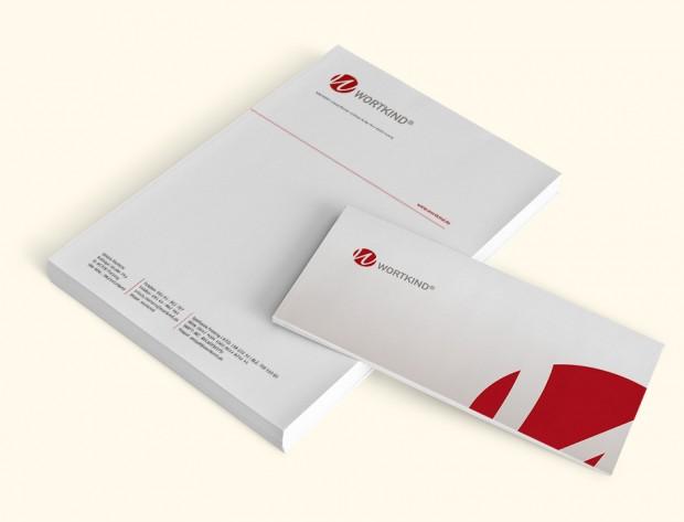 Corporate Design Wortkind
