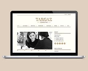 Webdesign Targaz Consulting