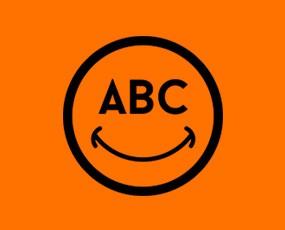Webseite und Logo Texter ABC